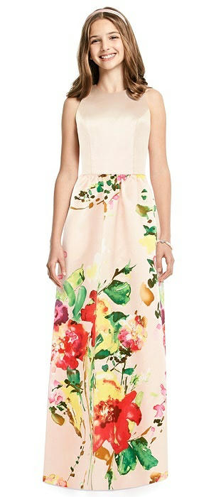 Dessy Collection Junior Bridesmaid Dress JR536CP