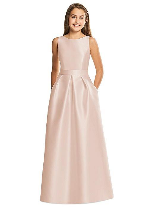 Alfred Sung Junior Bridesmaid Style JR544