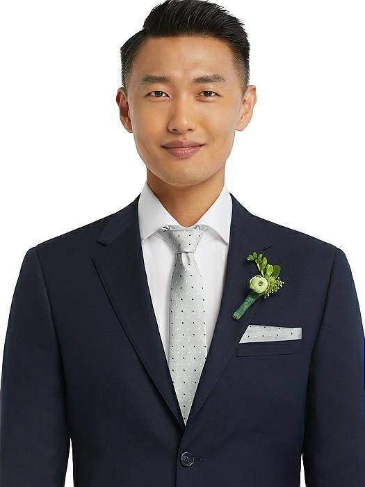 "Modern Polka Dot 3"" Neck Tie"