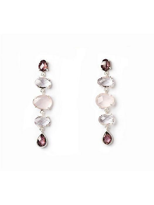 Sterling Willa Chandelier Earrings