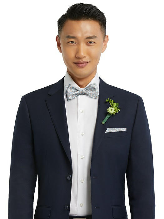 Arnit Floral Jacquard Self-Tie Bow-Tie