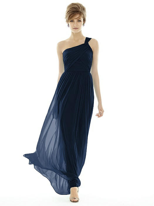 Alfred Sung Bridesmaid Dress D691 On Sale