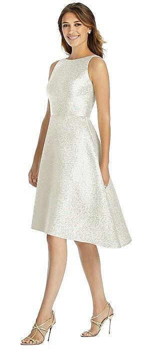 Dessy Bridesmaid Dress 3035