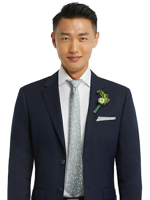 Arnit Floral Jacquard Modern Necktie
