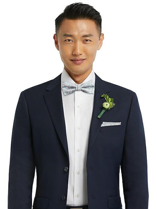 Arnit Floral Jacquard Pre-Tied Bow-Tie