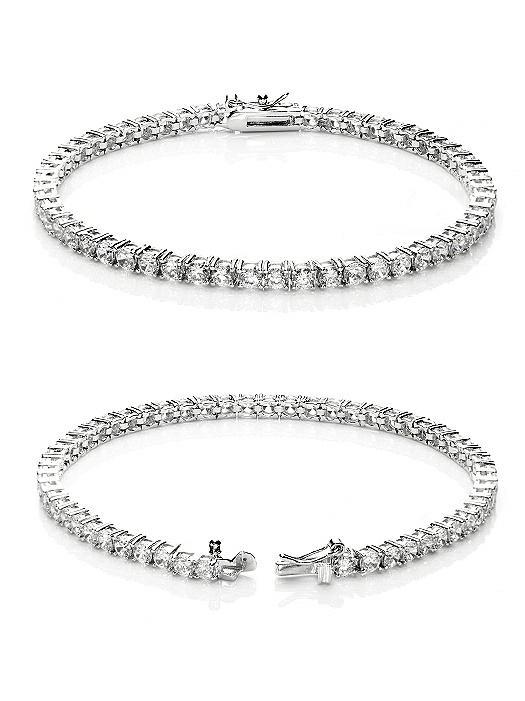 CZ Tennis Bracelet