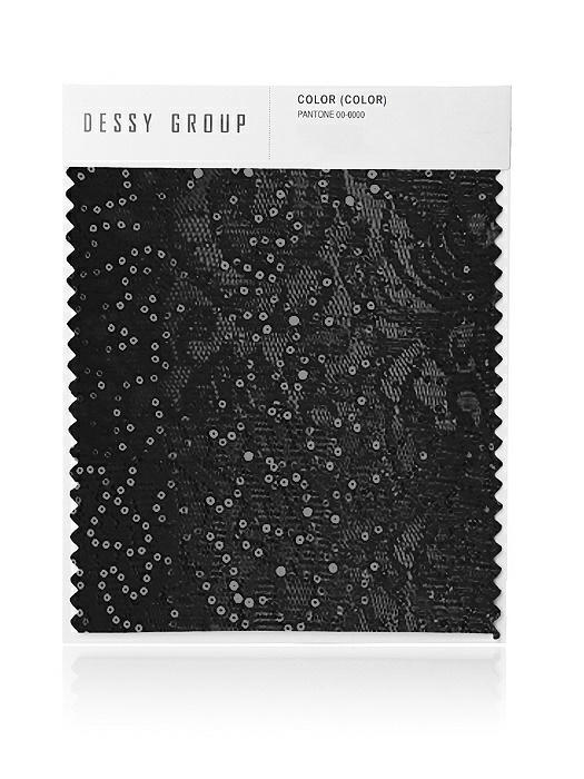 Victoria Sequin Lace Swatch