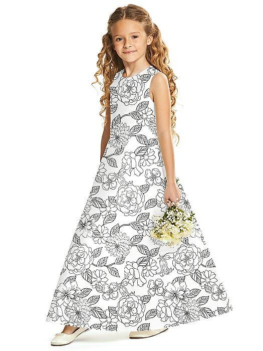 Flower Girl Dress FL4062FP