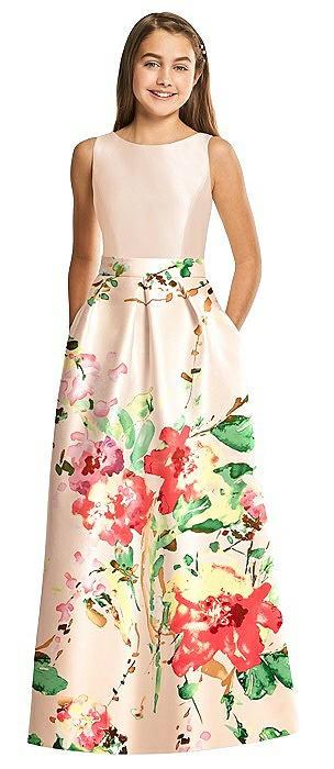 Alfred Sung Junior Bridesmaid Dress JR544CBP