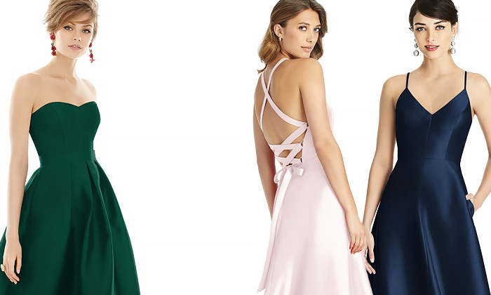2020 Short and Long Prom Dresses & Prom Gowns