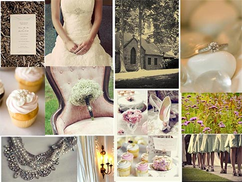 Rustic Vintage Wedding Inspiration