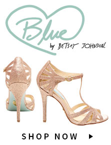 Shop Blue by Betsey Johnson - Shoes